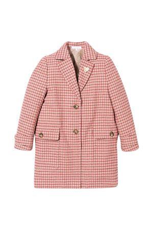 Checked coat CHLOÉ KIDS | 17 | C16392Z67