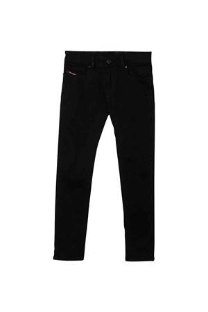 Skinny jeans neri teen DIESEL KIDS | 9 | 00J3RJKXB9KK02T