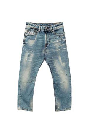 Light blue jeans DIESEL KIDS | 9 | 00J3RLKXB9LK01