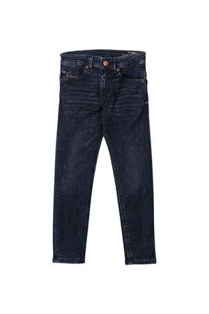 Dark blue jeans DIESEL KIDS | 9 | 00J3RNKXB9EK01