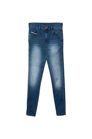 Jeans bambina D-Slandy DIESEL KIDS | 00J4ZSKXB9PK01