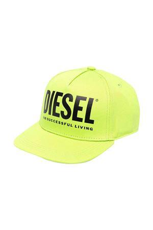 Berretto verde unisex DIESEL KIDS | 75988881 | J00173KXA77K506