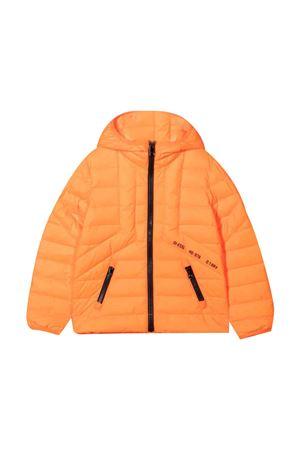 Teen orange down jacket DIESEL KIDS | 3 | J00223KXB9AK328T