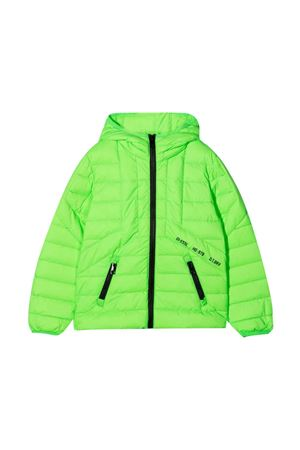 Green down jacket DIESEL KIDS | 3 | J00223KXB9AK506