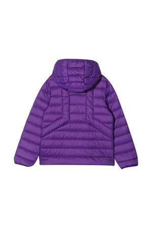 Purple down jacket DIESEL KIDS | 3 | J00223KXB9AK636T