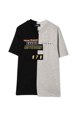 T-shirt bicolore DIESEL KIDS | 7 | J002290CATMK963