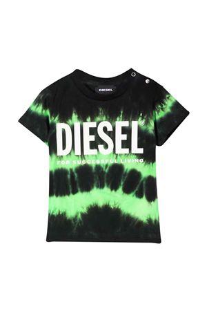 T-shirt nera unisex DIESEL KIDS | 7 | K000990TBABK506