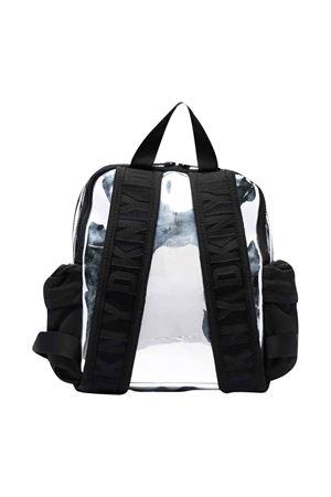 Zaino nero con applicazione DKNY KIDS | 5032345 | D30520016