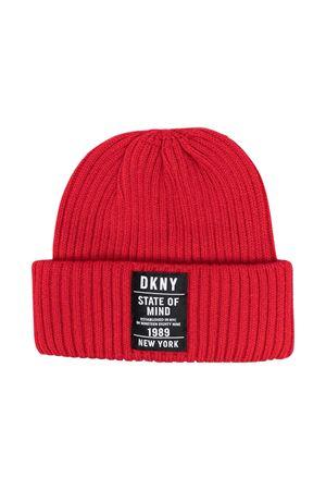 Berretto rosse a coste DKNY KIDS | 75988881 | D31278991