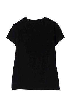 unisex black t-shirt  DKNY KIDS | 8 | D35R5809B