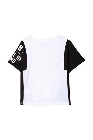 T-shirt con stampa DKNY KIDS | 8 | D35R5910B