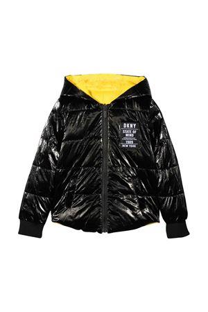 unisex yellow down jacket  DKNY KIDS | 783955909 | D36642534