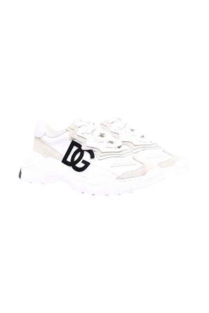 Sneakers con logo Dolce & Gabbana kids | 90000020 | D11053AQ04080001