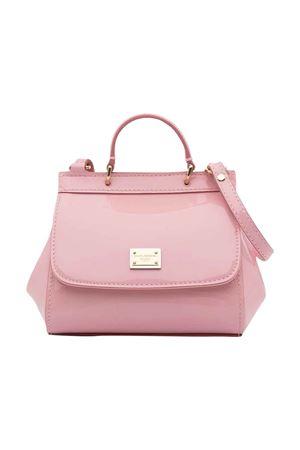 Borsa tote rosa Dolce & Gabbana kids | 31 | EB0003A106780416