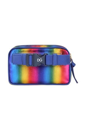 unisex multicolored pouch  Dolce & Gabbana kids   5032342   EB0202AT45180995