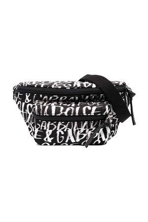 black and white pouch  Dolce & Gabbana kids | 5032342 | EM0103AW426HNRZA