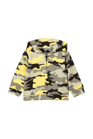 Camouflage print hoodie  Dolce & Gabbana kids | 5032280 | L1JWBOG7A2SHH2YU
