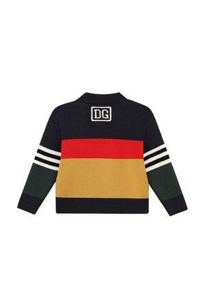 multicolor newborn sweater Dolce & Gabbana kids | 1 | L1KW57JBVG8S9000