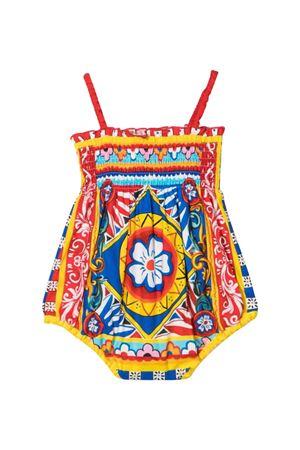 Pagliaccetto neonata fantasia Dolce & Gabbana kids | -1617276553 | L21O70G7WMAHH01E