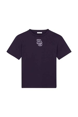 blue t-shirt  Dolce & Gabbana kids | 8 | L4JT9AG7AJ2B3681