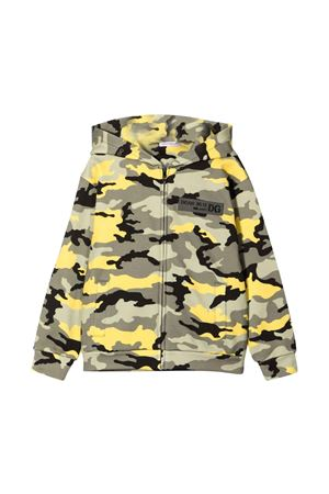 green sweatshirt  Dolce & Gabbana kids | 5032280 | L4JWAPG7A2SHH2YU