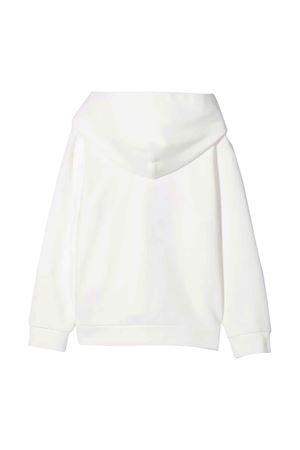 white sweatshirt  Dolce & Gabbana kids | 5032280 | L4JWBMG7BDIW0001