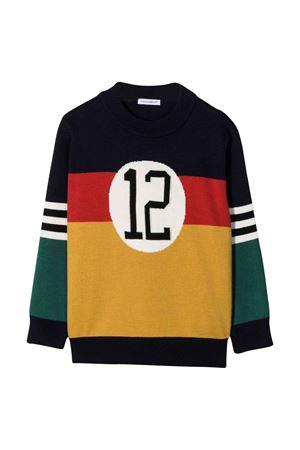 multicolored sweater  Dolce & Gabbana kids | 1169408113 | L4KW85JBVG8S9000
