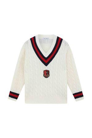 cream sweater  Dolce & Gabbana kids | -1384759495 | L4KW98JBVD7A4567