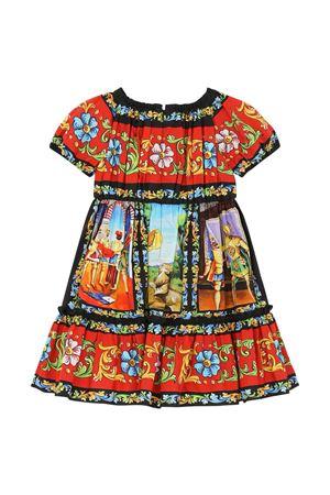 Abito fantasia bambina Dolce & Gabbana kids | 11 | L52DC9G7WLNHH88D