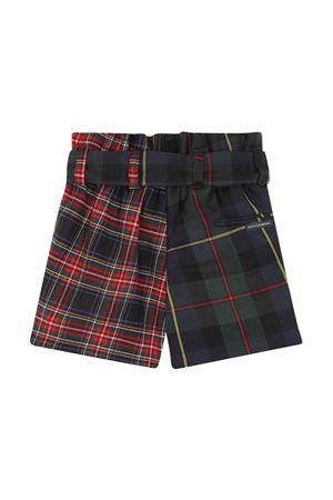 Tartan girl shorts Dolce & Gabbana kids   30   L52Q80G7YYVS9000