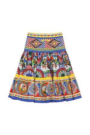 Gonna fantasia bambina Dolce & Gabbana kids | 15 | L53I47G7WLPHH99D