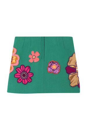 Green skirt  Dolce & Gabbana kids   15   L54I02G7BBEV0402