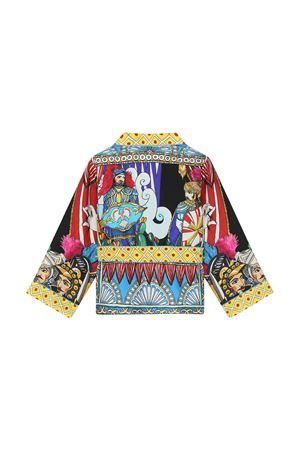Camicia fantasia bambina Dolce & Gabbana kids | 5032334 | L54S06G7WLQHH80D