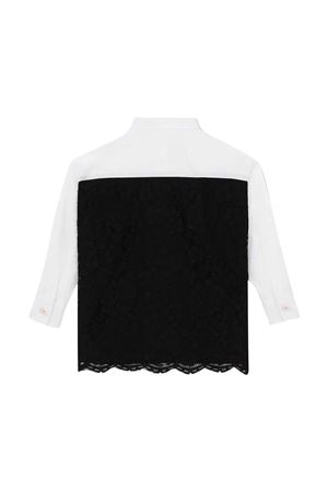 White shirt  Dolce & Gabbana kids   5032334   L55S28FU5NKW0800