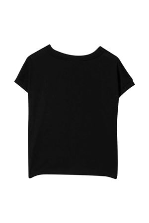 Black T-shirt Dolce & Gabbana kids   8   L5JTHEG7A9CN0000
