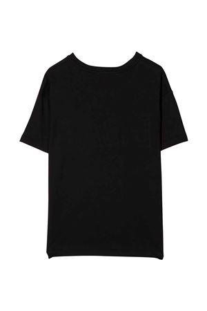 T-shirt nera bambina Dolce & Gabbana kids | 8 | L5JTHMG7BHAN0000