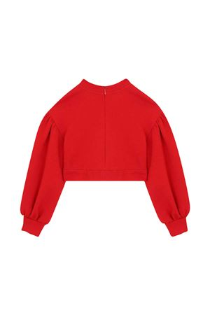 Red sweatshirt  Dolce & Gabbana kids   -108764232   L5JW4YG7AYJR2254