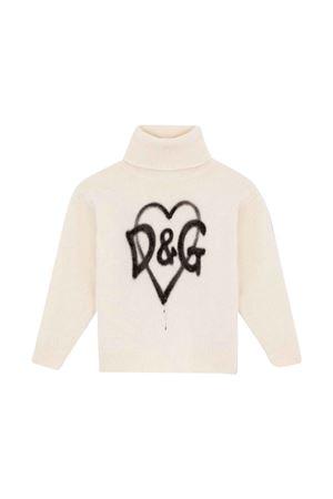 White pull  Dolce & Gabbana kids   -1384759495   L5KWF6JBVK4W0800