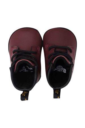 Newborn brown ankle boots  Dr Martens kids | 12 | 26808600CHERRYRED
