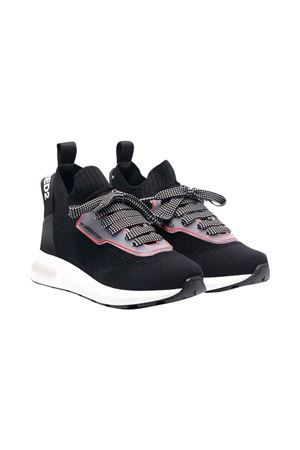 Sneakers teen nere con logo DSQUARED2 KIDS | 90000020 | 685555T