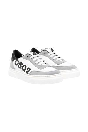 White sneakers teen  DSQUARED2 KIDS | 90000020 | 685601T