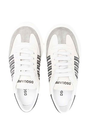 Sneakers con righe DSQUARED2 KIDS | 90000020 | 685644