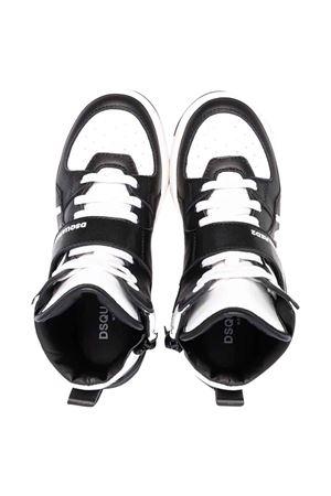 Black sneakers teen   DSQUARED2 KIDS | 90000020 | 686672T