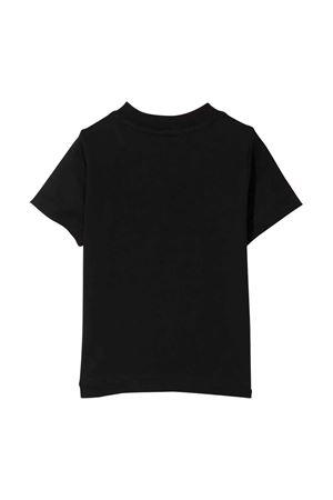 T-shirt nera neonato DSQUARED2 KIDS | 8 | DQ0553D00MMDQ900