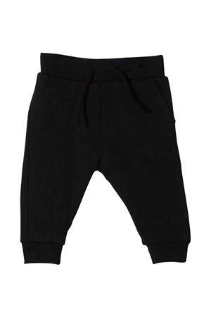 unisex black jogger pants  DSQUARED2 KIDS | 9 | DQ0592D006KDQ900