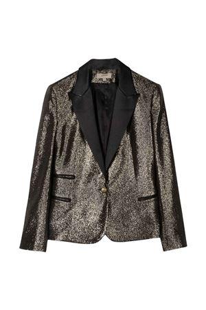 glitter black teen blazer  ELIE SAAB JUNIOR | 3 | 3P2004S0017106T