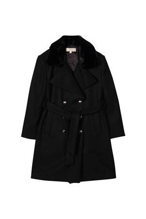 ELIE SAAB JUNIOR black girl coat  ELIE SAAB JUNIOR | 17 | 3P2010E0021930