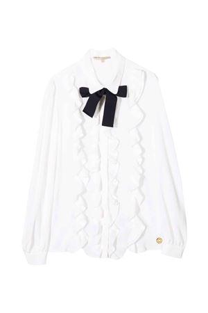 white teen shirt  ELIE SAAB JUNIOR | 5032334 | 3P5020K0005101T