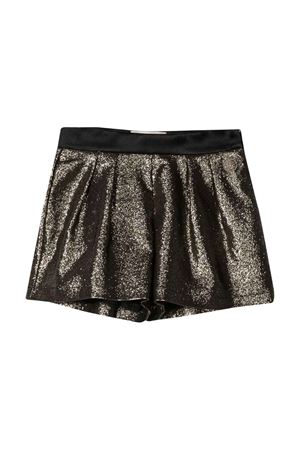glitter black teen shorts  ELIE SAAB JUNIOR | 5 | 3P6039S0017106T