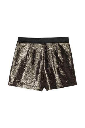 glitter black girl shorts  ELIE SAAB JUNIOR | 5 | 3P6039S0017106